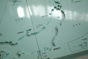 公文 日本地図パズル パズル台