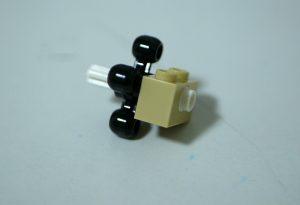 レゴ 歯車パーツ 組み合わせ方