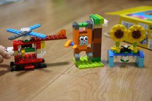 レゴ 歯車セット 作品